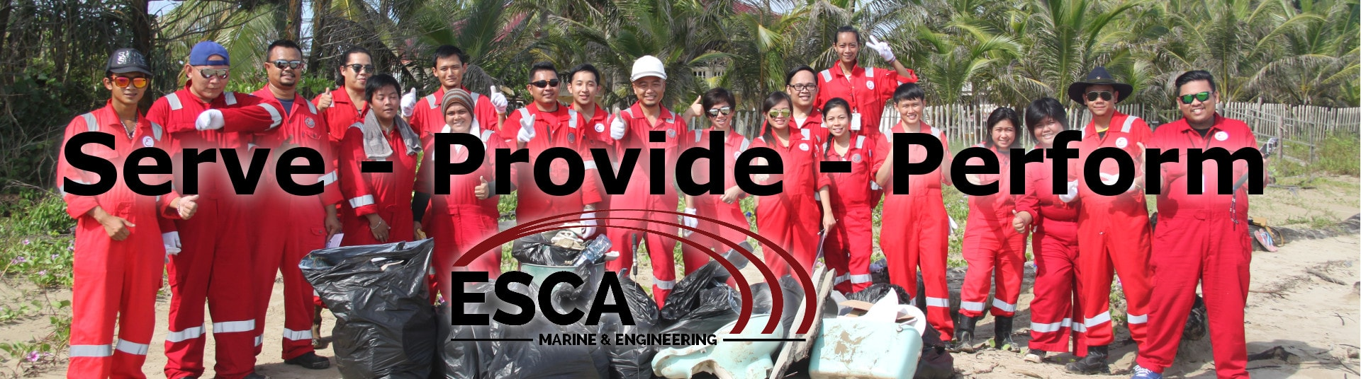 Company Profile | ESCA Marine & Engineering Brunei