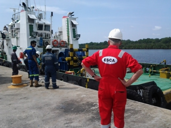ESCA Marine & Vessel Hire in Brunei